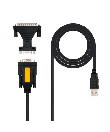 STRONGEspecificaciones tecnicasbr STRONGULLIAdaptador USB a Serie para impresoras o cualquier otro dispositivo con interfaz ser