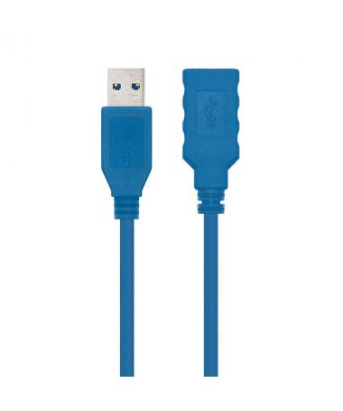 STRONGEspecificaciones tecnicasbr STRONGULLICable USB 30 con conector tipo AUSB 30 9Pin macho en un extremo y tipo AUSB 30 9Pin