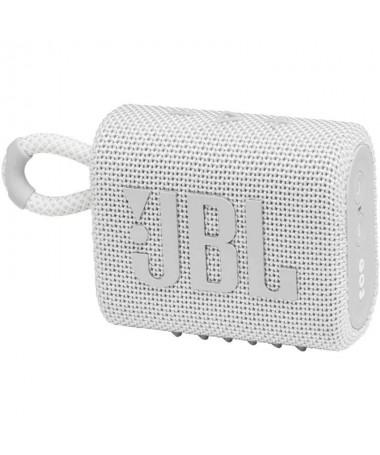 pEl JBL Go 3 presenta un estilo llamativo y un sonido JBL Pro pleno y sofisticado Con su llamativo nuevo diseno vanguardista te