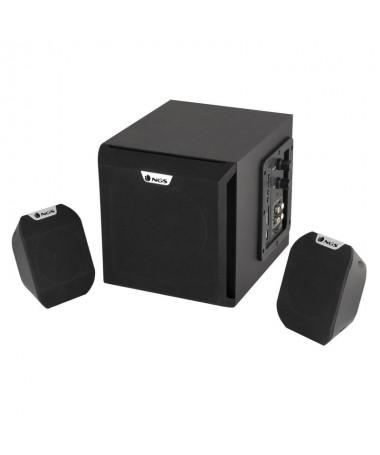 SISTEMA DE SONIDO 21 RMS 72 W RANURA TARJETA SD ENTRADA USB CONTROL VOL BAJOSbrCompleto sistema de sonido 21 de 72 W de potenci