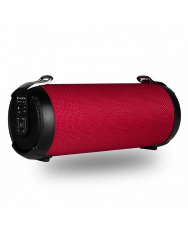 PNGS Roller Tempo es un potente altavoz compatible con tecnologia Bluetooth 50 y TWS True Wireless Stereo ideal para llevarlo a