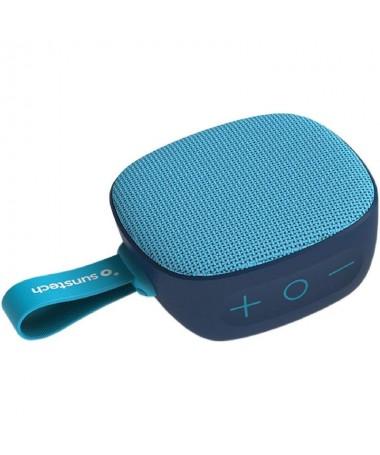 pul liAltavoz portatil con conexion Bluetooth V50 li liRango de alcance entre 10 metros Material ABS TPU li liIPX7 Resistente c