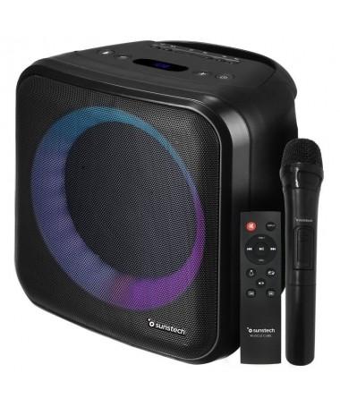 p pul liAltavoz portatil con Bluetooth v50 li liPantalla digital li liVisualizacion del modo frecuencia volumen y duracion de p