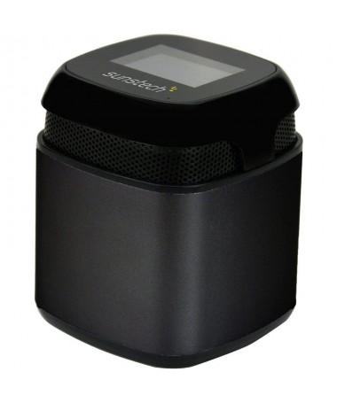 pul liAltavoz con cuerpo de aluminio y Bluetooth integrado li liPantalla de 14 356 cm li liVersion Bluetooth 30 compatible con