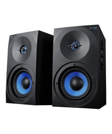 pWoxter Dynamic Line DL 410 FX es un compacto sistema de altavoces estereo para gamers que ofrece una fantastica calidad de son