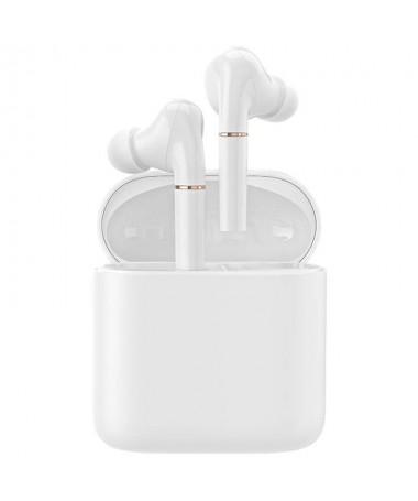 pul liModelo T19 li liTipo TWS True Wireless li liDiseno In Ear li liMaterial ABS li liParametros tecnicos li liRango en respue