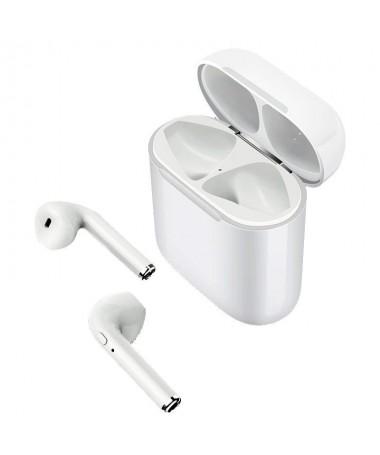 pCon nuestros nuevos auriculares estereo true wireless de muvit disfrutaras de una alta calidad de sonido tanto para escuchar t