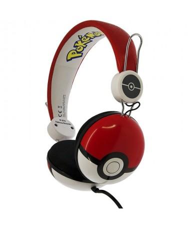 ph2Atrapalos todos Estos auriculares Pokeball Teen son el companero perfecto h2brEstos auriculares son adecuados para ninos de