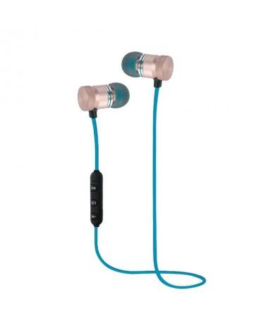 ppSi eres de ls que escuchan musica mientras corres y entrenas estos auriculares Bluetooth magneticos seran tu mejor aliado Con