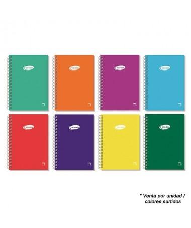 ULLICuaderno de 80 hojas en papel de 60 gr LILIA4 LILITapa de carton de 400 gr LI UL