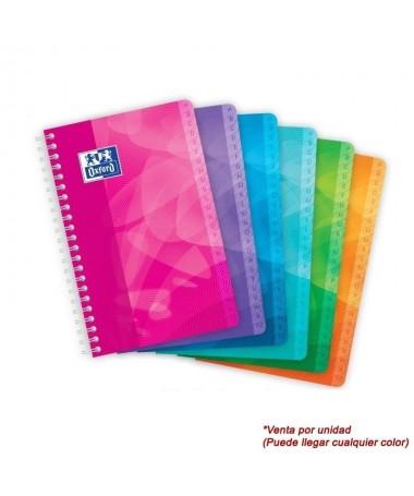 pul libLa libreta puede servirse en cualquiera de los colores indicados en la foto b liliTapas de plastico y espiral para una m