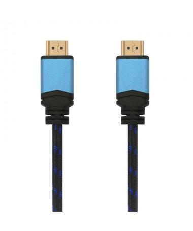 pCable HDMI V20 con conector tipo A macho en ambos extremosbrul liConectores de alta calidad blindados en oro de 24K Multiple a