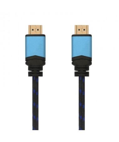 pul liCable HDMI V20 premium alta velocidad con conector tipo A macho en ambos extremos li liConectores de alta calidad blindad