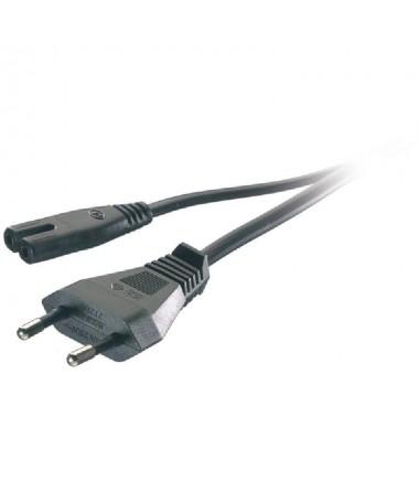 pul liEnchufe Euro 8 li liPara conectar equipos electronicos pequenos a una toma de corriente li liLongitud 125m li ulbr p