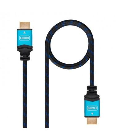 pul liCable HDMI V20 con conector tipo A macho en ambos extremos li liConectores de alta calidad blindados en oro de 24K li liA