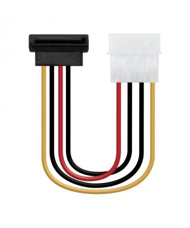pul liIdeal para convertir un conector Molex 4 pin a un conector sata alimentacion y para conexion en espacio reducido li liLon