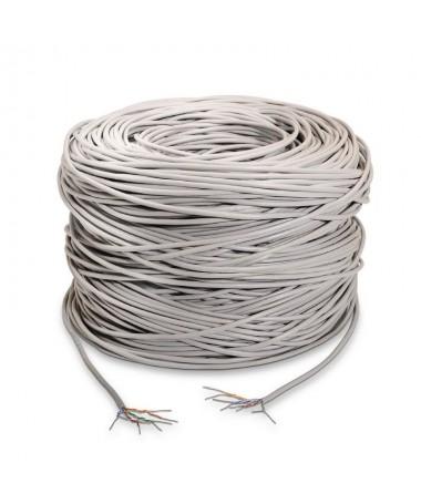 pul liBobina cable de red Cat 5e UTP AWG24 rigido calidad garantizada li liCumple las normas ANSI TIA EIA 568 B 2 CAT5e ISO IEC