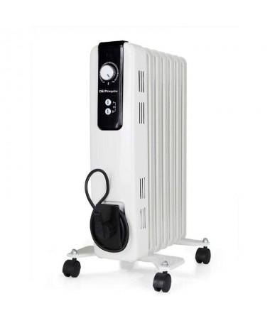 pul liRadiador de aceite 7 elementos li liPotencia maxima 1500 W li liTermostato regulable li liSistema de seguridad contra sob