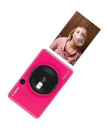 pCanon Zoemini C es una solucion de bolsillo para hacer fotos rapidas y divertidas di patata y hazte un selfie con la captura d