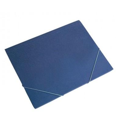 pul liCarpeta con formato sencillo li liCon gramaje de 500g m liliFormato Folio li liMaterial carton reciclado li liColor Azul