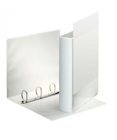 ULLIMecanismo de anillas mixtas LILICubierta forrada en PVC con bolsa transparente en portada y lomo LILIMedidas 320 x 270 x 70