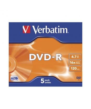 pLos DVDR RW de Verbatim utilizan la tecnologia MKM Verbatim que garantiza que la calidad de grabacion sea excelente El departa
