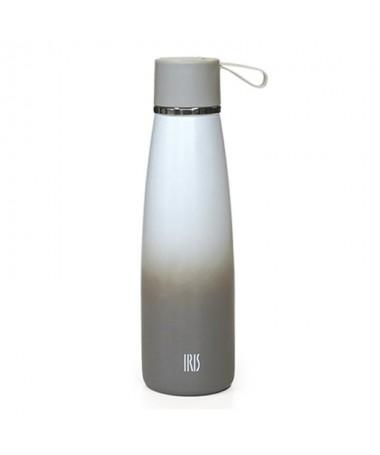 pBotella de acero inoxidable termo Con una eficiencia termica de 15 horas para bebidas frias y 9 horas para bebidas calientes T