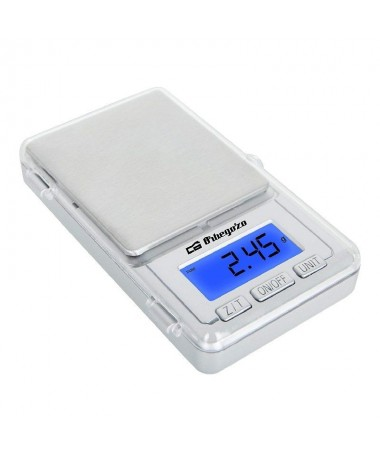 pul liDispositivo LCD 13mm AZUL li liConversion de unidades li liEscalado 001gr li liCapacidad max li li100g li liFuncionamient