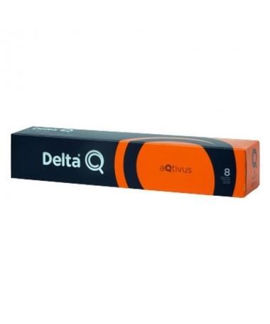 ph2Intenso y estimulante h2De sabor agradable y consistente Delta Q aQtivus es una autentica expedicion a las vibrantes cultura