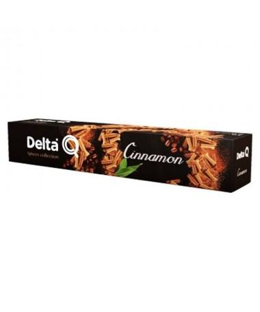 ph2La union perfecta de cafe con canela h2Delta Q Cinnamon fue creado pensando en todos los consumidores que disfrutan probando