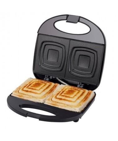 pCocina dos sandwiches enteros tamano XXL con la sandwichera SW231 de Jata Conseguiras un tostado rapido y uniformebrul liCocin