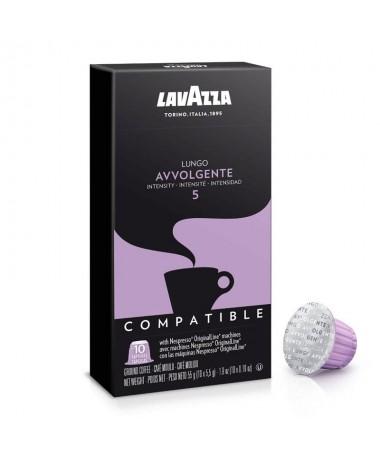 pul liMantiene el aroma Las nuevas capsulas estan selladas y envasadas en una atmosfera protegida Esta tecnologia mantiene su f