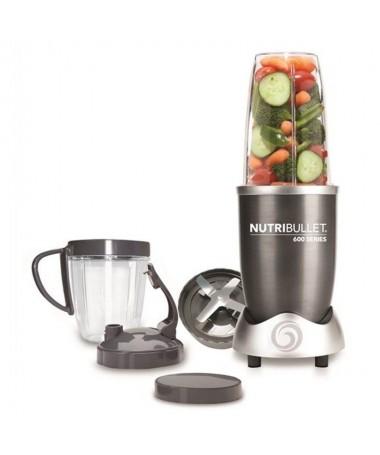 pNutribullet es el extractor de nutrientes original Es capaz de romper las paredes celulares de los alimentos vegetales fibroso