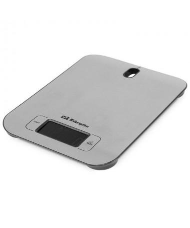 pul liPeso de cocina electronico de alta precision li liCapacidad maximo 5 kg li liEscalado 1 g li liPlataforma de acero inoxid