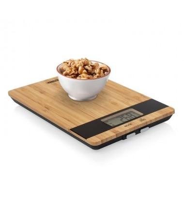 pCon la elegante y precisa bascula de cocina Princess 492944 podra pesar entre 1 gramo y 5 kilogramos Esta bascula de cocina es