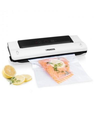 pUtilice la maquina para envasar al vacio Princess 492960 para conservar carne pescado frutas verduras y muchos otros alimentos