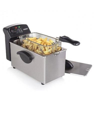 pLa freidora Princess 182626 Family Castle hace que freir las patatas fritas y tentempies mas deliciosos resulte sencillo y seg