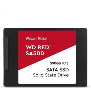 pMejore el rendimiento y la capacidad de respuesta de su sistema NAS gracias al SSD WD Red8482 SA500 NAS SATA Su sistema NAS es