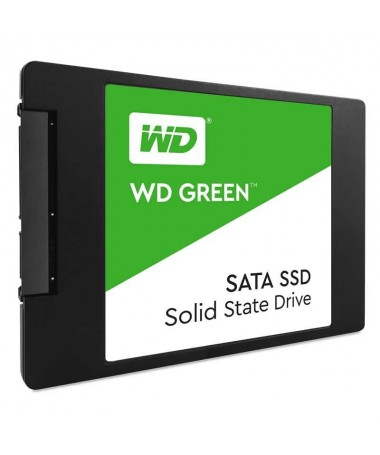 pul liWD Green SSD 258221 7mm li liInterface SATA III 6 Gb s li liLectura secuencial hasta 545MB s li liMTTF Hasta 10M horas li