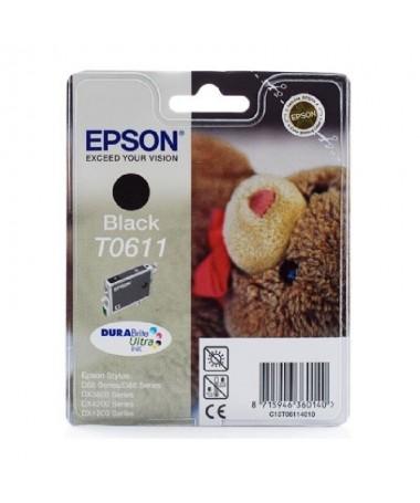 Cartucho de tinta Epson T0611 negro