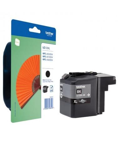pEl cartucho original XL de tinta negro LC129XLBKBP esta disenado para ofrecer un coste por pagina reducido y dar mayor autonom