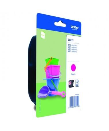 pul li260 paginas segun ISO IEC 24711 li liTinta colorante color magenta li liCartuchos individuales para cambiar solo el color