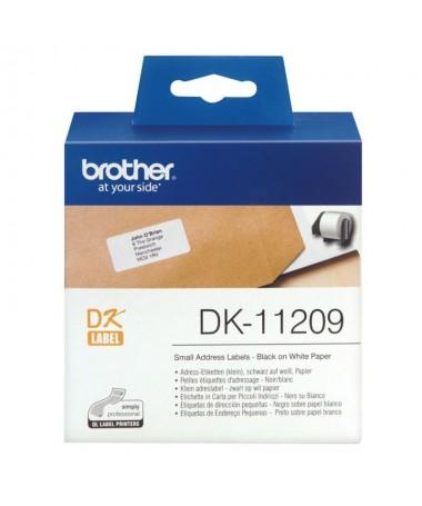 pul liEtiquetas precortadas de direccion pequenas papel termico li li800 etiquetas blancas de 29 x 62 mm li lih2Equipos relacio