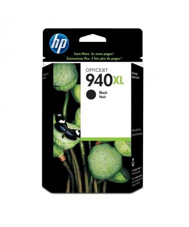 pLos cartuchos de tinta negra Officejet HP 940XL producen texto de calidad laser usando tintas HP Officejet Imprima documentos