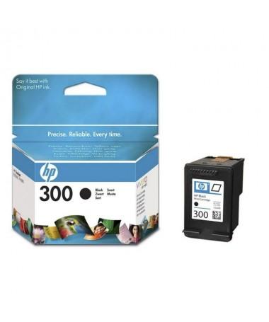 Los cartuchos de tinta negra HP 300 imprimen documentos de texto de calidad laser e imagenes que no se decoloran Este cartucho