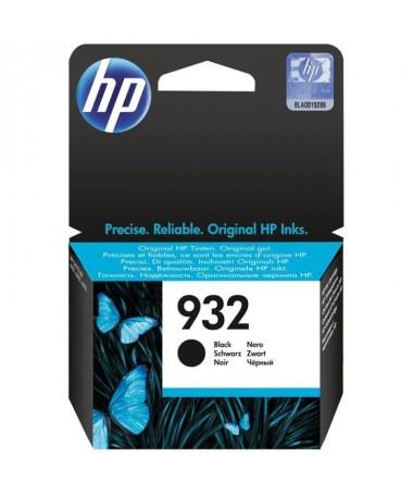 pEl cartucho de tinta negro HP 932 Officejet imprime con calidad profesional pagina tras pagina Ponga texto en negro con calida