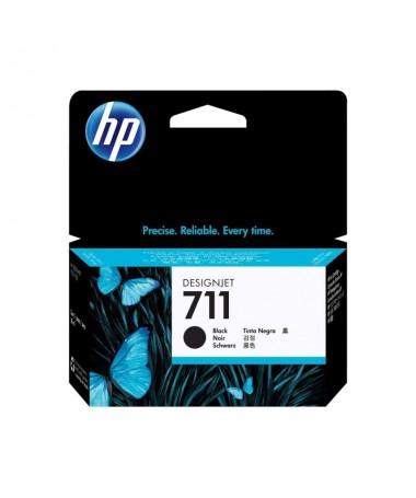 El cartucho de tinta negra HP 711 de 38 ml proporciona resultadosprecisos y constantes Vea lineas definidas y precisas enimpres