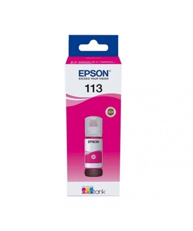 pColor MagentabrContenido 70 MlbrFormato Botella de tintabrbDispositivos compatibles bbrul liEcoTank monocromo ET M16600 li liE