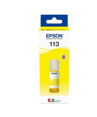 pul liColor Amarillo li liContenido 70 Ml li liFormato Botella de tinta li libDispositivos compatibles b li liEcoTank monocromo
