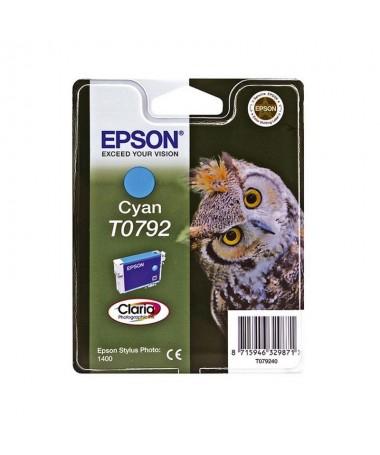 p Epson T0792 cartucho de impresionbrulliTipo de consumible Cartucho de impresion liliTecnologia de impresion Chorro de tinta l